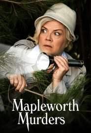 Mapleworth Murders Portada