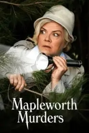 Portada Mapleworth Murders