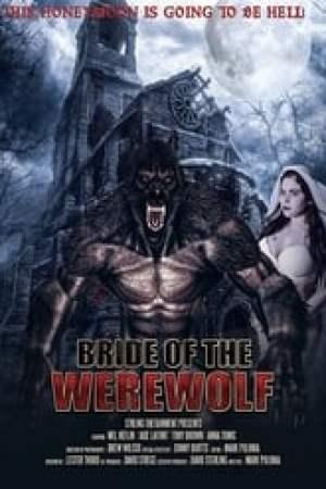 Portada Bride of the Werewolf