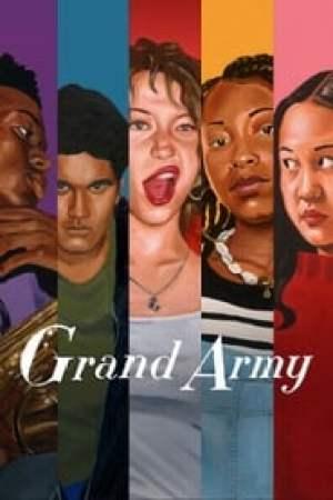 Portada Grand Army