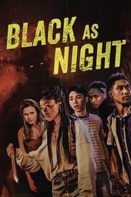 En la oscuridad de la noche (Black as Night)