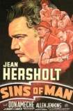 Sins of Man 1936