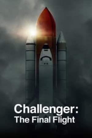 Portada El último vuelo del Challenger