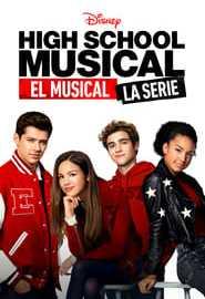 High School Musical: El Musical: La Serie Portada