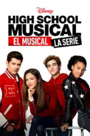 Portada High School Musical: El Musical: La Serie