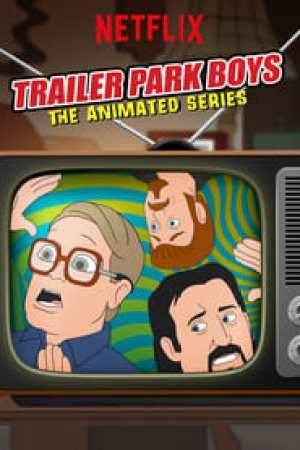 Portada Trailer Park Boys: The Animated Series