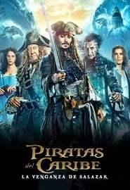 Piratas del Caribe: La venganza de Salazar Portada