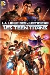 Justice League vs. Teen Titans 2016