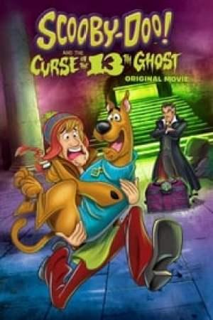 Portada ¡Scooby-Doo! Y la maldición del fantasma número 13