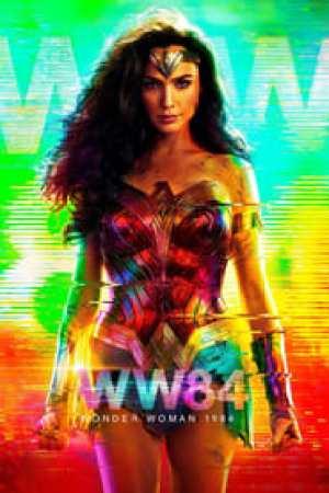 Portada Wonder Woman 1984