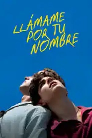 Portada Call Me by Your Name