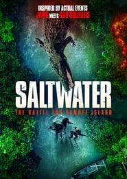 Imagen de Saltwater: The Battle for Ramree Island