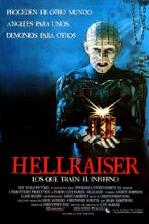 Portada Hellraiser: Los que traen el infierno