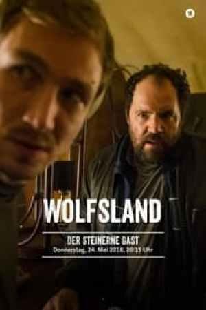 Portada Wolfsland