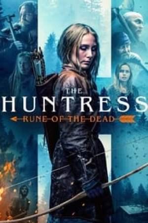 Portada The Huntress: Rune of the Dead