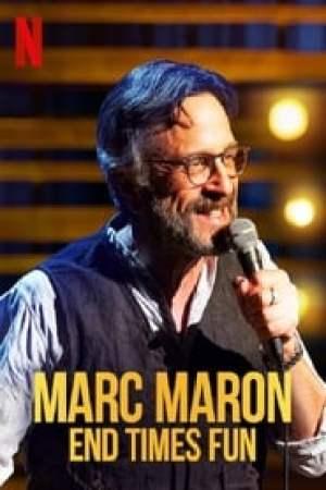 Portada Marc Maron: End Times Fun