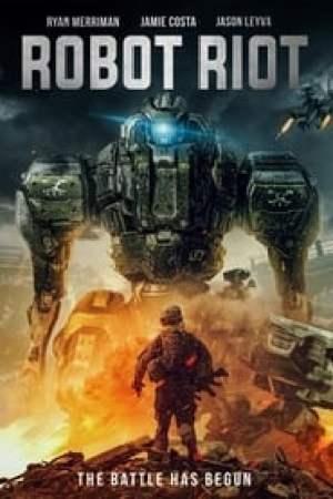 Portada Robot Riot