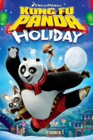Portada La fiesta de Kung Fu Panda