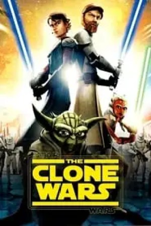 Portada Star Wars: The Clone Wars