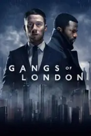 Portada Gangs of London
