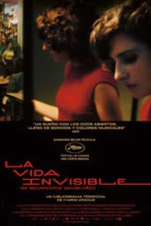 Portada La vida invisible de Eurídice Gusmão