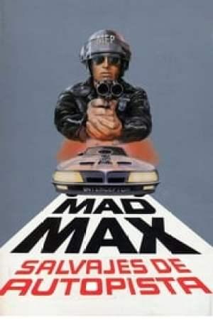 Portada Mad Max: Salvajes de autopista