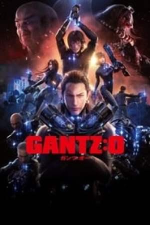 Portada Gantz: O