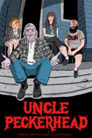 Portada Uncle Peckerhead