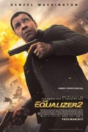 Portada The Equalizer 2 (El protector 2)