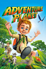 poster Adventure Planet