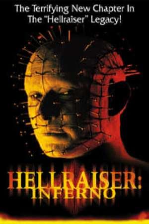 Portada Hellraiser V: Inferno