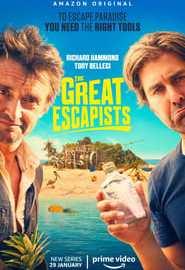 The Great Escapists Portada