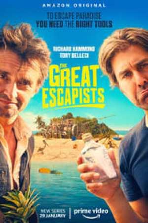Portada The Great Escapists