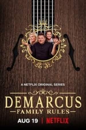 Portada Reglas de la familia DeMarcus