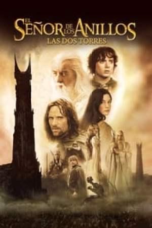 Portada El señor de los anillos: Las dos torres
