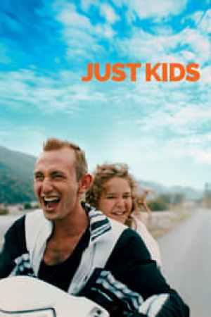 Portada Just Kids