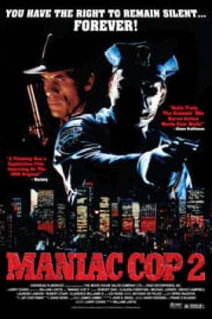 Portada Maniac Cop 2