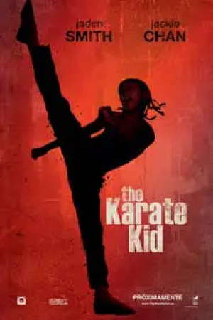 Portada The Karate Kid