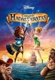 Campanilla: Hadas y Piratas Portada
