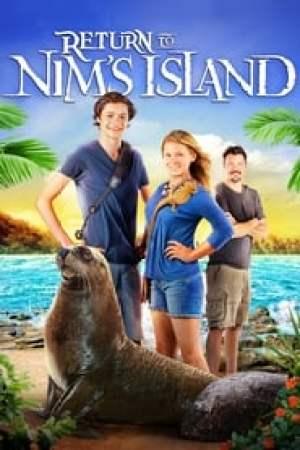 Portada Regreso a la isla de Nim
