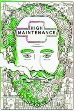 Portada High Maintenance