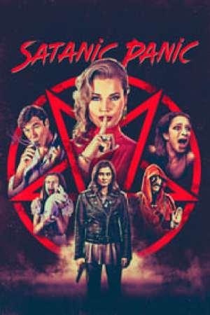 Portada Pánico satánico