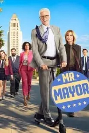 Portada Mr. Mayor