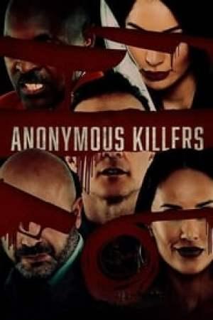 Portada Anonymous Killers