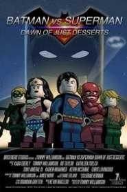 LEGO Batman vs. Superman 2: Dawn of Just Desserts