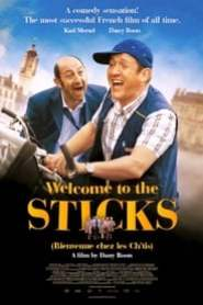 poster Welcome to the Sticks
