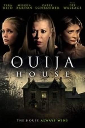 Portada Ouija House