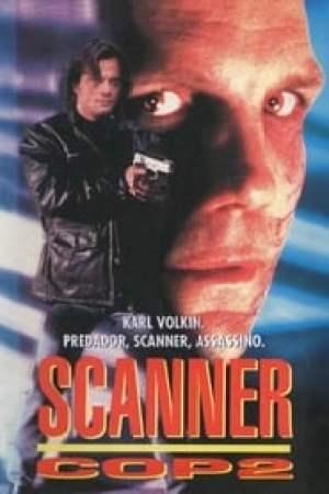 Portada Scanners 5: Scanner Cop 2