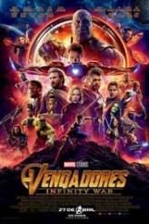 Los Vengadores: Infinity War 2018