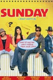 Sunday 2008 Hindi Movie WebRip 300mb 480p 1GB 720p 4GB 11GB 1080p